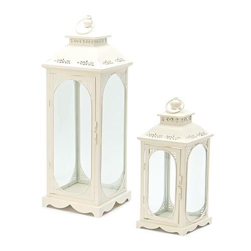 Lantern set (White)