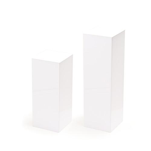 Square vase / table